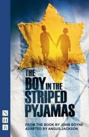book cover of The Boy in the Striped Pyjamas by John Boyne
