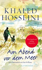book cover of Am Abend vor dem Meer by Khaled Hosseini