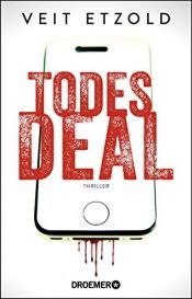 book cover of Todesdeal by Veit Etzold