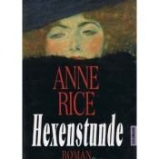 book cover of Hexenstunde by Anne Rice