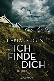 book cover of Ich finde dich by Harlan Coben