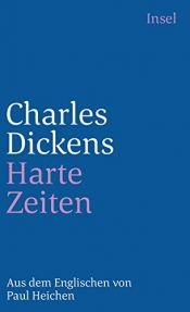 book cover of Harte Zeiten by Charles Dickens