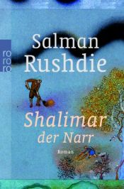 book cover of Shalimar der Narr by Salman Rushdie
