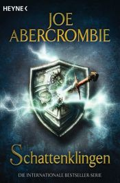 book cover of Schattenklingen by Joe Abercrombie