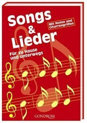 book cover of Songs & Lieder by Autor nicht bekannt