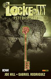 book cover of Locke & Key, Band 2: Psychospiele by Joe Hill