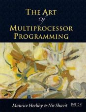 book cover of The Art of Multiprocessor Programming by Maurice Herlihy|Nir Shavit