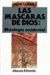 book cover of Las máscaras de Dios. T. 3, Mitología occidental by Joseph Campbell
