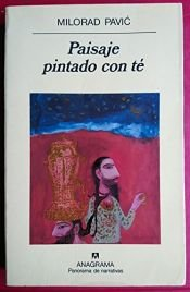 book cover of Paisaje Pintado Con Te by Milorad Pavić