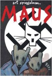 book cover of Maus by Art Spiegelman