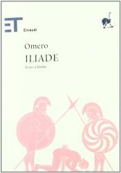 book cover of Iliade by Omero