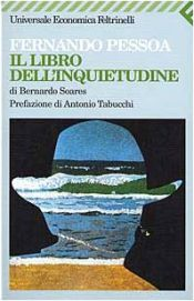 book cover of Libro dell'inquietudine by Fernando Pessoa