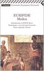 book cover of Medea by Euripide