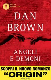 book cover of Angeli e demoni (Robert Langdon (versione italiana) Vol. 1) by Dan Brown