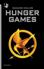 book cover of Hunger Games - 1 by Suzanne Collins