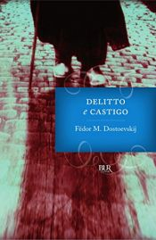 book cover of Delitto e castigo by Fëdor Dostoevskij