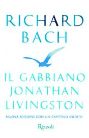 book cover of Il gabbiano Jonathan Livingston by Richard Bach