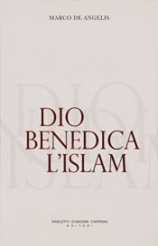 book cover of Dio benedica l'Islam by Marco De Angelis