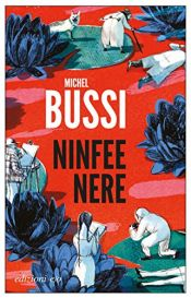 book cover of Ninfee nere by Michel Bussi