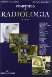 book cover of Compendio di radiologia by unknown author