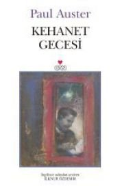 book cover of Kehanet gecesi by Paul Auster