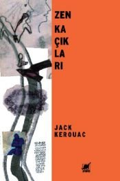 book cover of Zen kaçıkları by Jack Kerouac